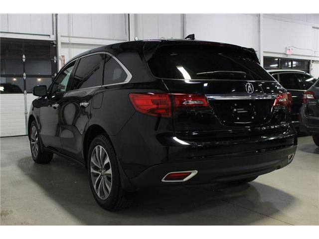 2016 Acura MDX Technology Package (Stk: 504832) in Vaughan - Image 8 of 30