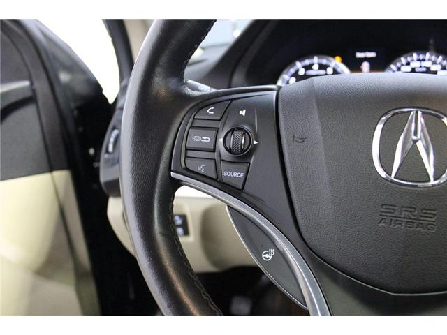 2016 Acura MDX Technology Package (Stk: 504832) in Vaughan - Image 19 of 30