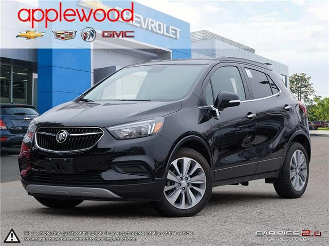 2018 Buick Encore Preferred (Stk: 8282P) in Mississauga - Image 1 of 28