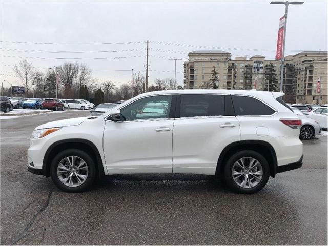 2015 Toyota Highlander LE (Stk: U2227) in Vaughan - Image 2 of 26