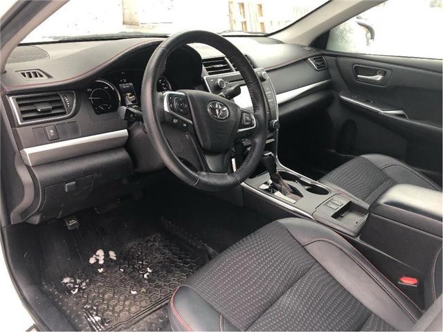 2015 Toyota Camry Hybrid SE (Stk: 148890T) in Brampton - Image 2 of 12