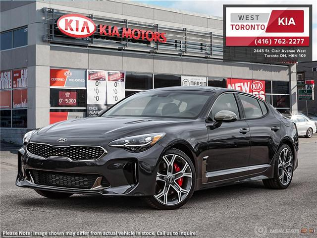 2019 Kia Stinger GT Limited (Stk: 19130) in Toronto - Image 1 of 23