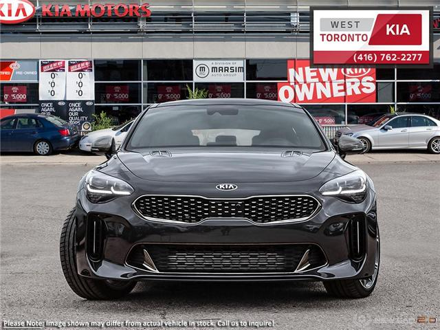 2019 Kia Stinger GT Limited (Stk: 19130) in Toronto - Image 2 of 23