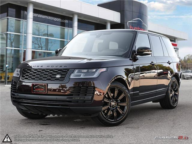 2018 Land Rover Range Rover DIESEL Td6 HSE (Stk: 18MSX584) in Mississauga - Image 1 of 27