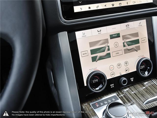 2018 Land Rover Range Rover DIESEL Td6 HSE (Stk: 18MSX584) in Mississauga - Image 20 of 27