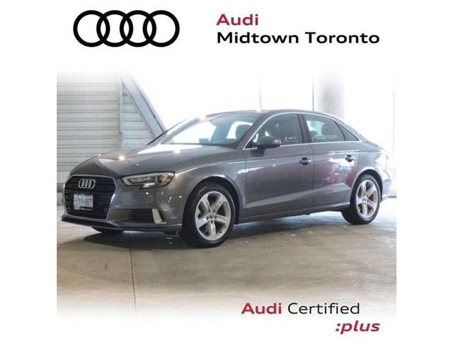 2018 Audi A3 2.0T Komfort (Stk: AU4272) in Toronto - Image 1 of 23