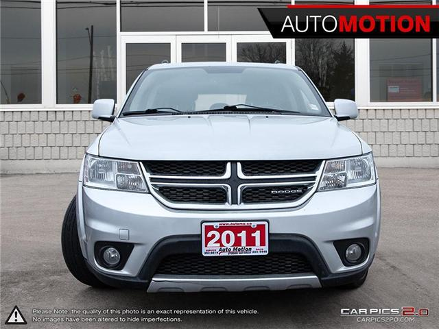 2011 Dodge Journey R/T (Stk: 18_1090) in Chatham - Image 2 of 26