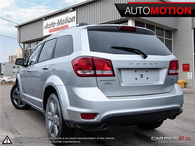 2011 Dodge Journey R/T (Stk: 18_1090) in Chatham - Image 4 of 26
