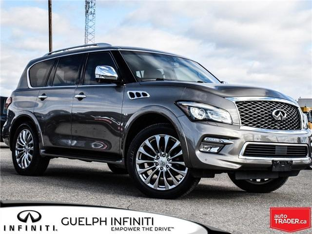 2015 Infiniti QX80  (Stk: I6636A) in Guelph - Image 1 of 26