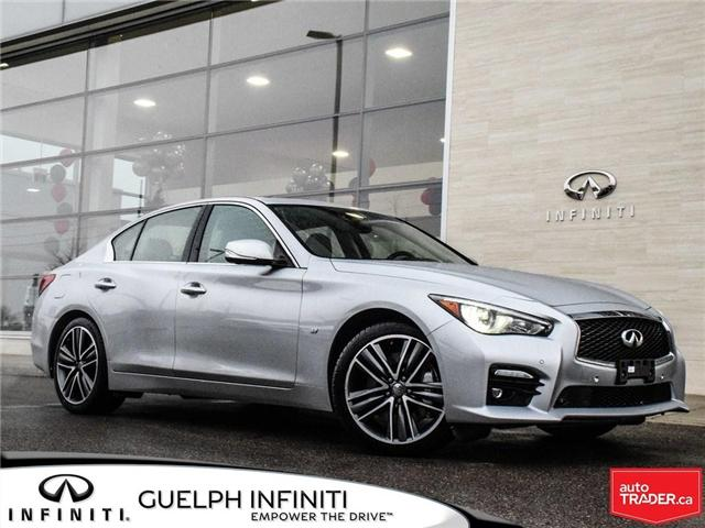 2015 Infiniti Q50  (Stk: I6522A) in Guelph - Image 1 of 24