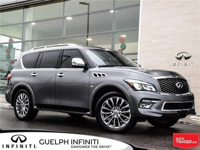 2015 Infiniti QX80  (Stk: I6850A) in Guelph - Image 1 of 24