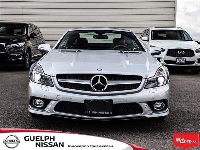 2011 Mercedes-Benz SL-Class Base (Stk: UP13345A) in Guelph - Image 2 of 25