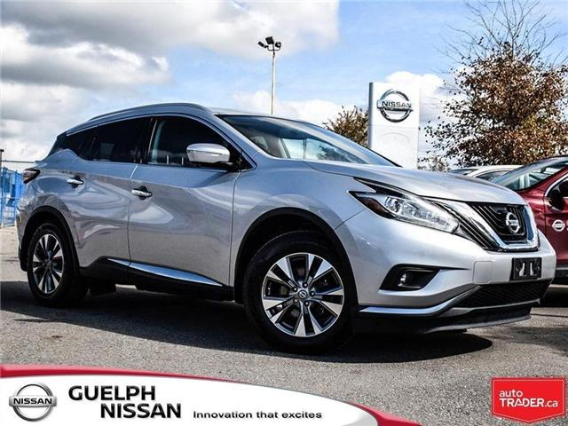 2015 Nissan Murano  (Stk: N19416A) in Guelph - Image 1 of 30