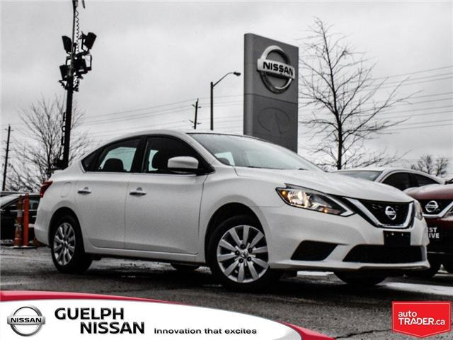 2017 Nissan Sentra  (Stk: UP13531) in Guelph - Image 1 of 21