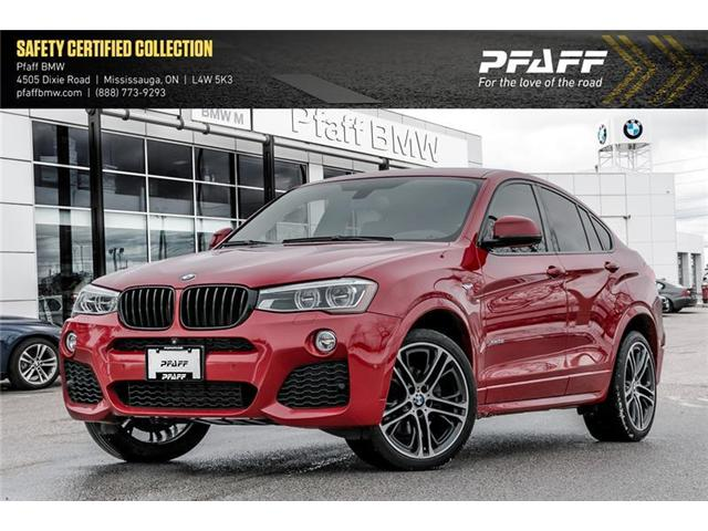 2015 BMW X4 xDrive35i (Stk: 21736A) in Mississauga - Image 1 of 22