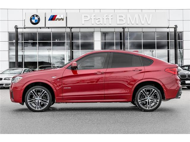 2015 BMW X4 xDrive35i (Stk: 21736A) in Mississauga - Image 2 of 22