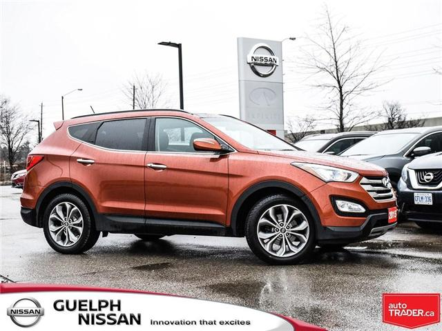 2015 Hyundai Santa Fe Sport  (Stk: UP13569) in Guelph - Image 1 of 24