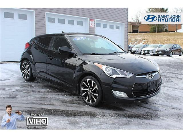 2013 Hyundai Veloster  (Stk: 99503A) in Saint John - Image 1 of 21