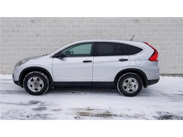 2015 Honda CR-V LX (Stk: 19P002) in Kingston - Image 1 of 8