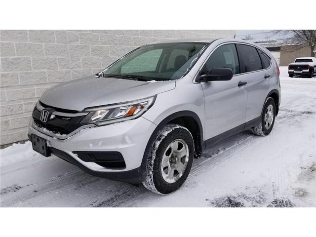 2015 Honda CR-V LX (Stk: 19P002) in Kingston - Image 2 of 8