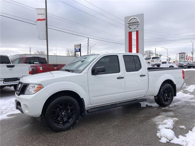 2018 Nissan Frontier Midnight Edition (Stk: P2522) in Cambridge - Image 2 of 25