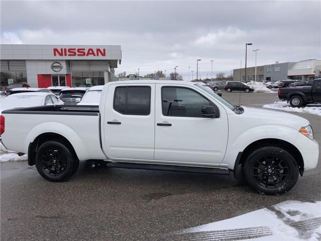 2018 Nissan Frontier Midnight Edition (Stk: P2522) in Cambridge - Image 7 of 25