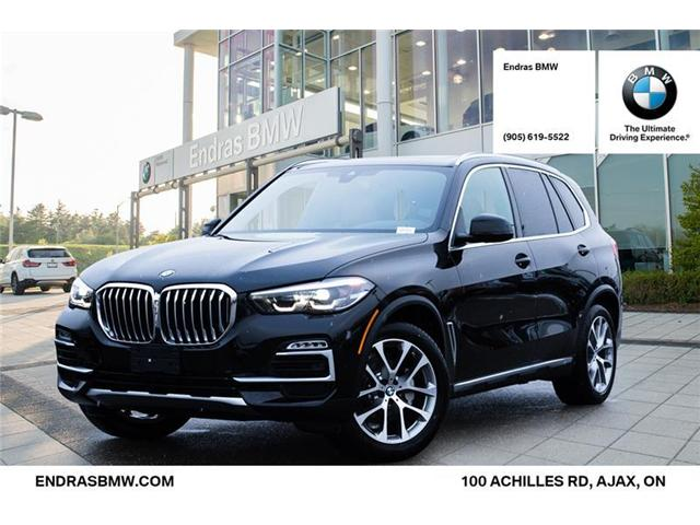 2019 BMW X5 xDrive40i (Stk: 52407) in Ajax - Image 1 of 22
