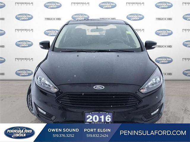 2016 Ford Focus SE (Stk: 18FO28A) in Owen Sound - Image 2 of 24