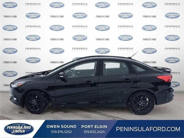 2016 Ford Focus SE (Stk: 18FO28A) in Owen Sound - Image 3 of 24