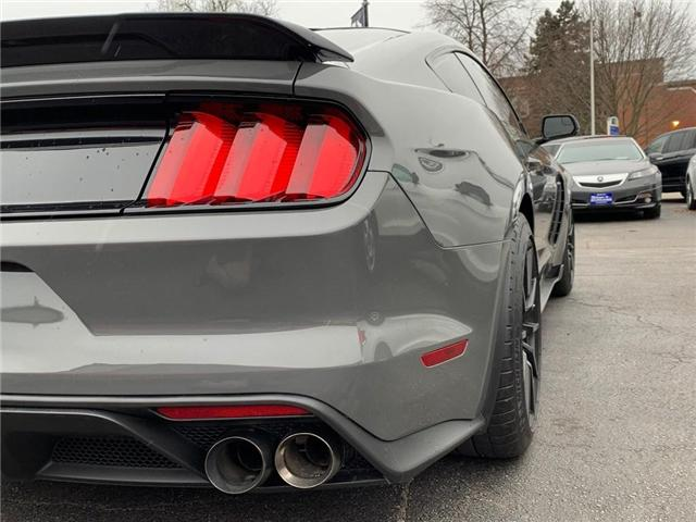 2018 Ford Shelby GT350 Base (Stk: CHAD1234) in Burlington - Image 12 of 30