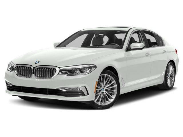 2019 BMW 540i xDrive (Stk: 19345) in Thornhill - Image 1 of 9