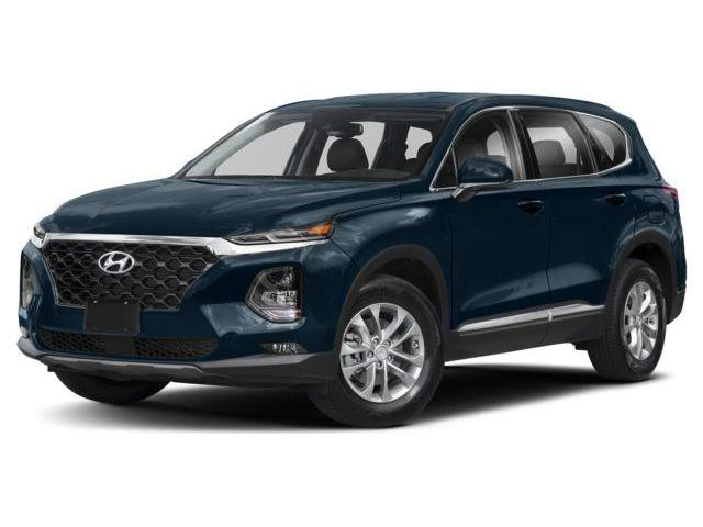 2019 Hyundai Santa Fe  (Stk: N110) in Charlottetown - Image 1 of 9