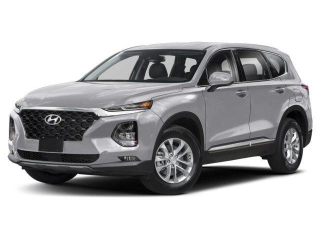 2019 Hyundai Santa Fe  (Stk: N057) in Charlottetown - Image 1 of 9