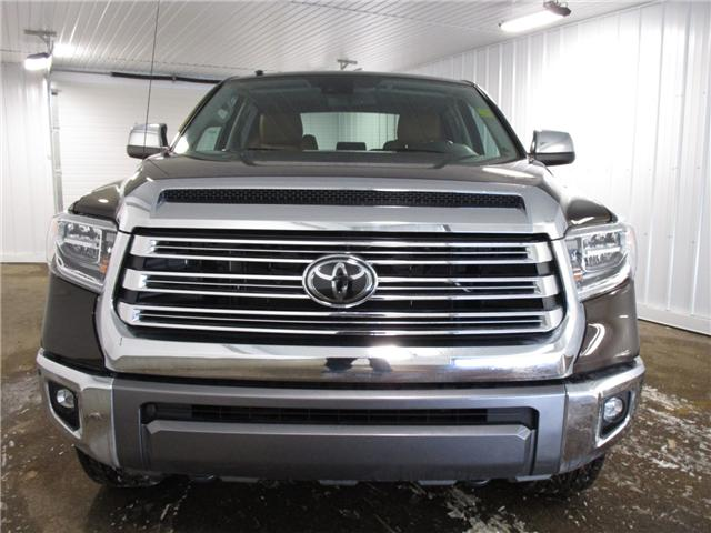 2019 Toyota Tundra 1794 Edition Package (Stk: 193099) in Regina - Image 2 of 29