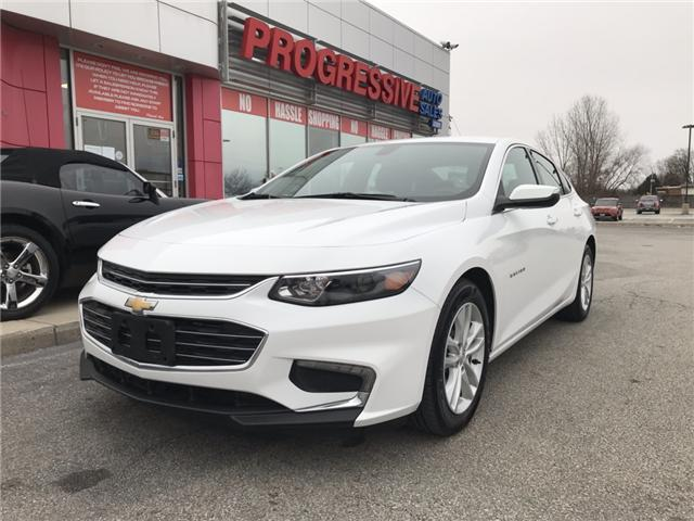 2018 Chevrolet Malibu LT (Stk: JF120283) in Sarnia - Image 1 of 20