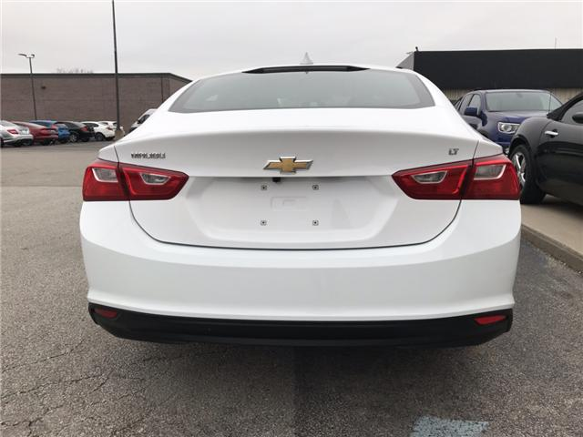 2018 Chevrolet Malibu LT (Stk: JF120283) in Sarnia - Image 5 of 20