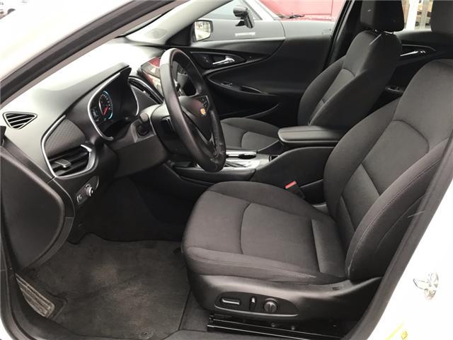 2018 Chevrolet Malibu LT (Stk: JF120283) in Sarnia - Image 10 of 20