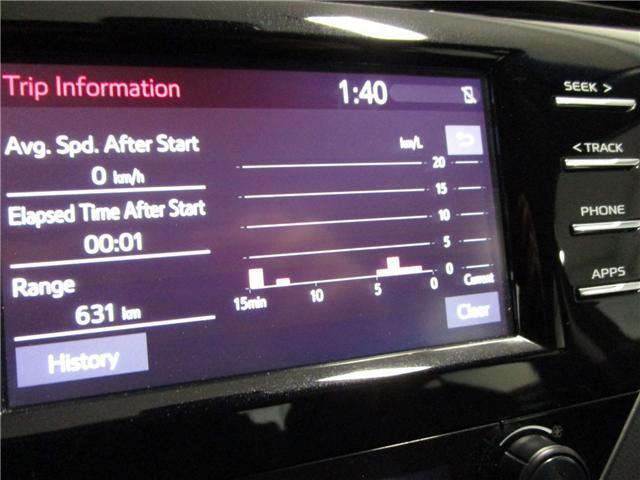 2018 Toyota Camry SE (Stk: 126799) in Regina - Image 21 of 28