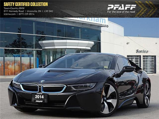 2014 BMW i8 Base (Stk: U11554) in Markham - Image 1 of 18