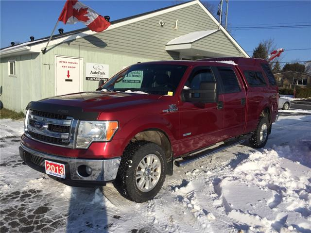 2013 Ford F-150 XLT (Stk: -U26318) in Kincardine - Image 1 of 13
