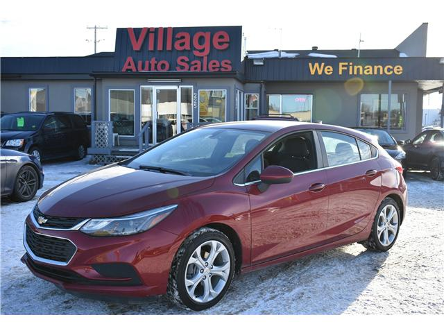2017 Chevrolet Cruze Hatch LT Auto (Stk: P35801) in Saskatoon - Image 1 of 23