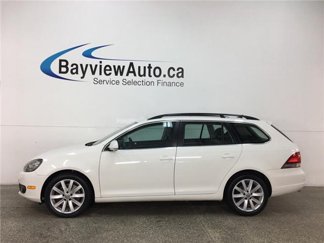 2013 Volkswagen Golf 2.0 TDI Highline (Stk: 34019W) in Belleville - Image 1 of 30