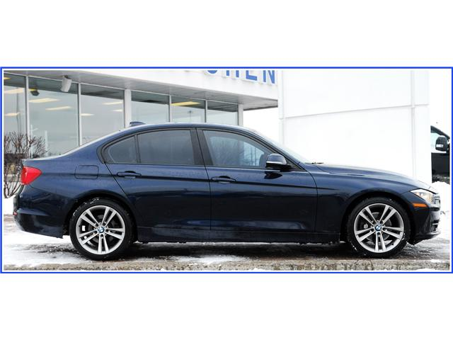 2014 BMW 320i xDrive (Stk: D90210A) in Kitchener - Image 2 of 16