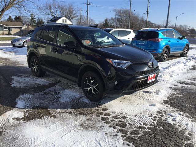 2016 Toyota RAV4 SE (Stk: -u21618) in Kincardine - Image 7 of 14