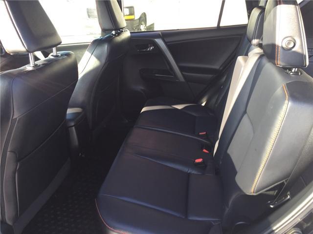 2016 Toyota RAV4 SE (Stk: -u21618) in Kincardine - Image 11 of 14
