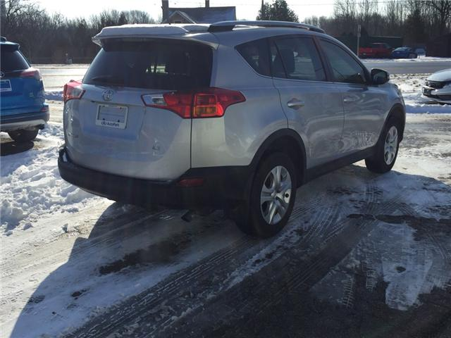2015 Toyota RAV4 LE (Stk: -U08818) in Kincardine - Image 5 of 14