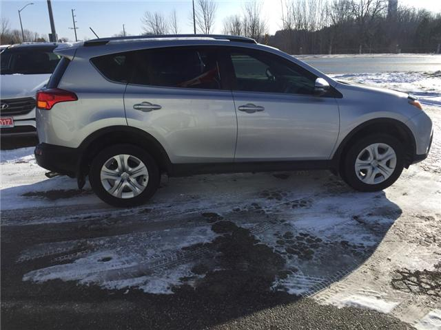 2015 Toyota RAV4 LE (Stk: -U08818) in Kincardine - Image 6 of 14