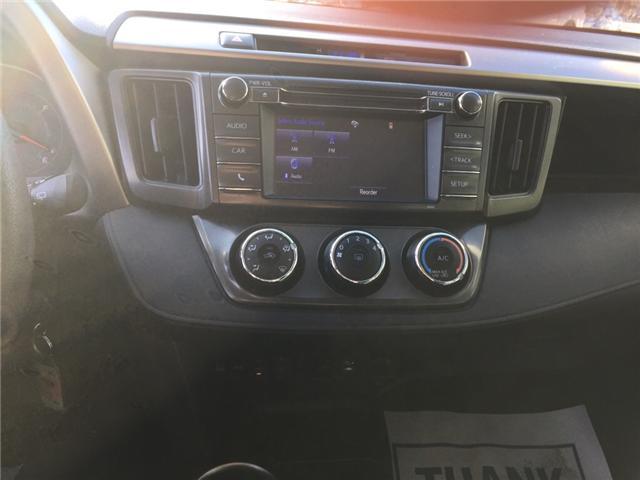 2015 Toyota RAV4 LE (Stk: -U08818) in Kincardine - Image 14 of 14