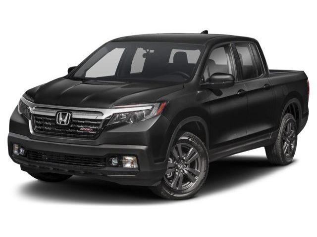 2019 Honda Ridgeline Sport (Stk: 57125) in Scarborough - Image 1 of 9