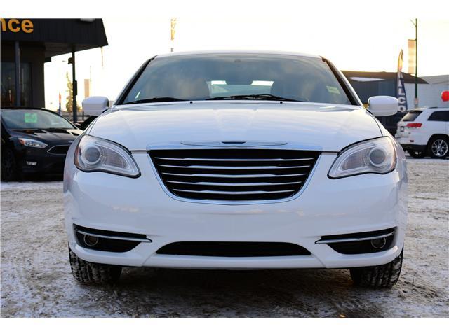 2013 Chrysler 200 Touring (Stk: P35881) in Saskatoon - Image 3 of 19